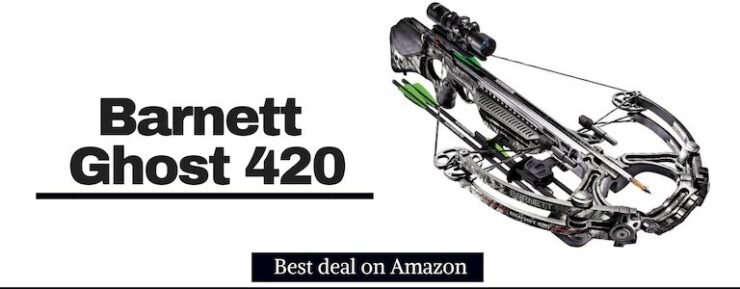 Barnett Ghost 420 crossbow