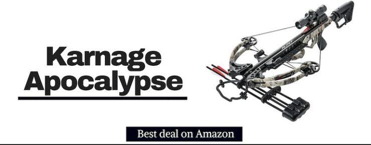 Karnage Apocalypse Crossbow