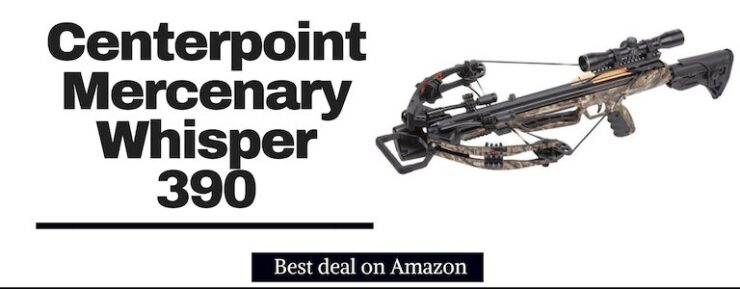 Tenpoint Mercenary Whisper 390
