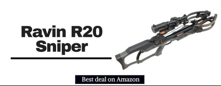 Ravin R20 sniper package