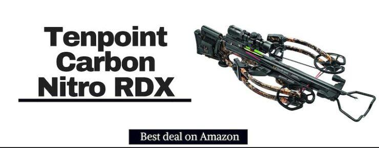Tenpoint Carbon Nitro RDX - Best crossbows