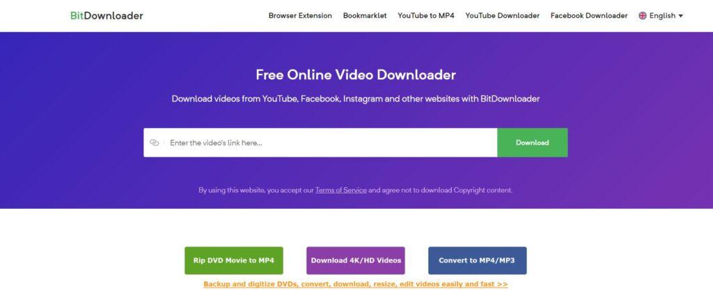 Bit downloader