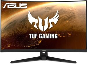 Asus Tuf Gaming 1080p Curved Monitor