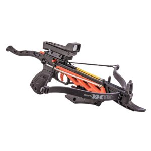 Bear X AC90A0A260 Desire RD Self-Cocking Pistol Crossbow with Red Dot Sight