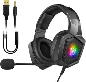 Stereo RGB Gaming Headphones