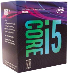 Intel i5 – 8400